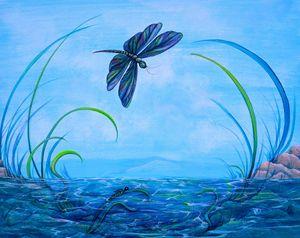 """Dragonfly Transformation"""