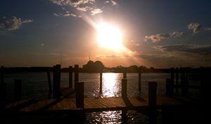 """Sunset at Kent Island, MD"""