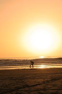 A Fall Sunset - Balboa