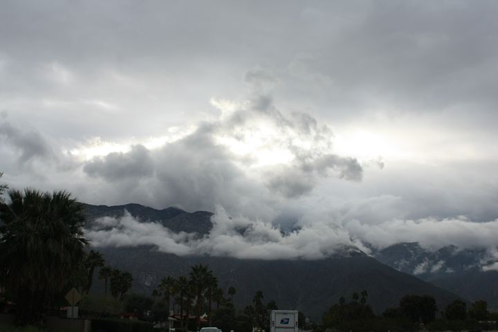 Storm clouds - Nancee