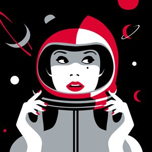 Space Woman
