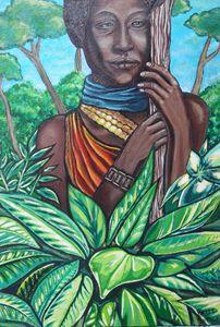 In Gabon