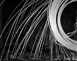 Light Play (Black and White)