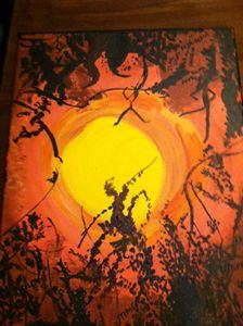 Dance in the Circle Sun