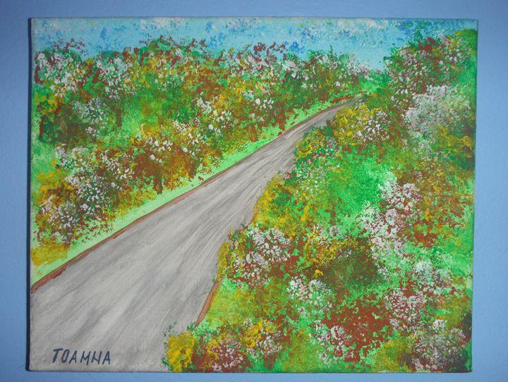 AUTUMN - SAMI ART