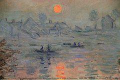Monet - Le Jour ni l'Heure 1874