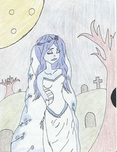 Corpse Bride Emily