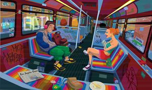 the metro - Nick D'Attomo