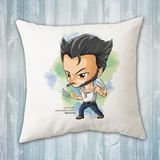 Wolverine Pillow Cushion