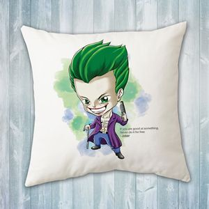 Chibi Joker Pillow