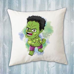 Chibi Hulk Pillow