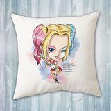 Harley Quinn Pillow Cushion