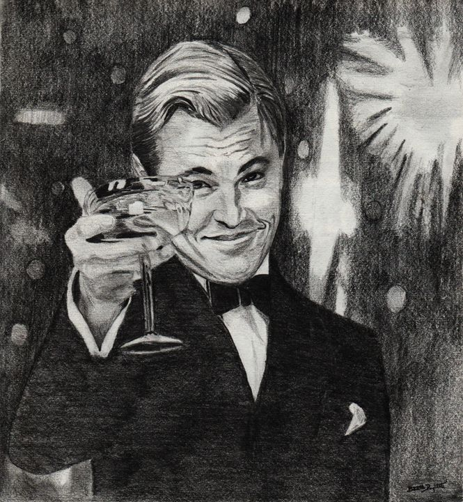 The great gatsby - Graphite Experiments