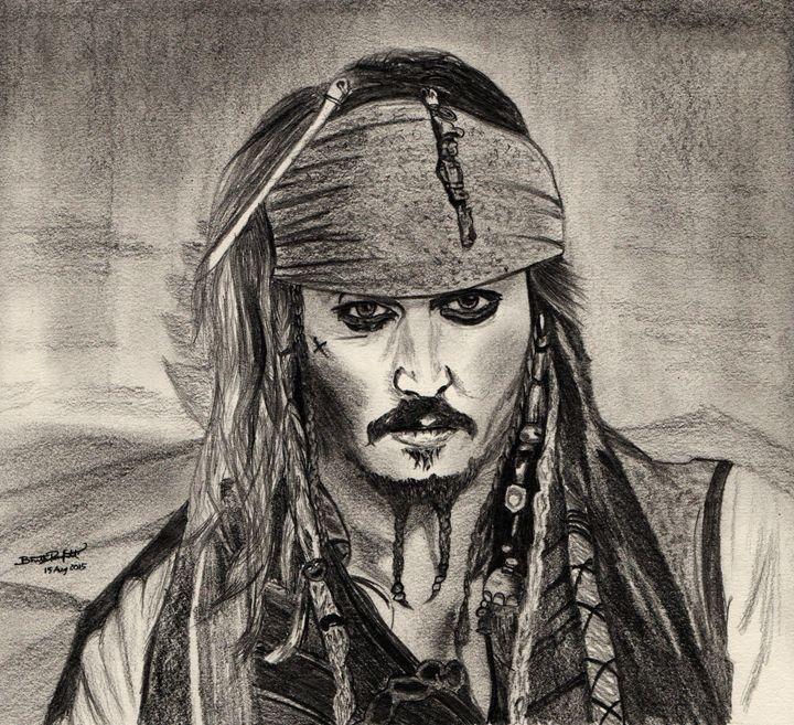 Jack Sparrow - Graphite Experiments