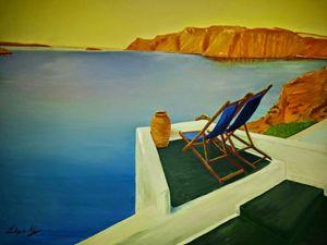 Simi island Greece By Lulzim Murati