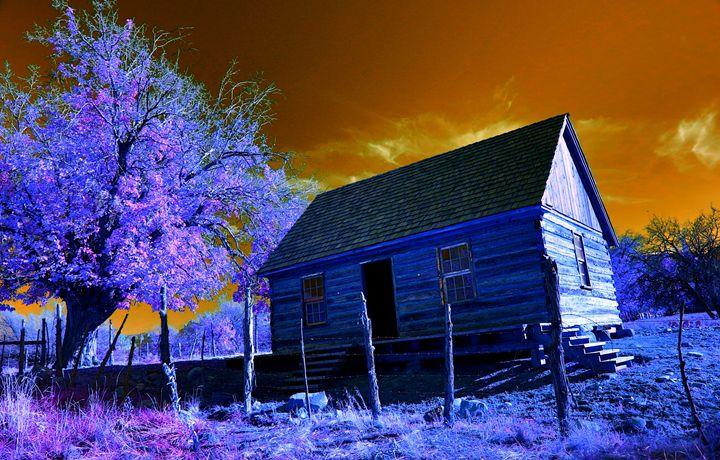 Empty Solitude - Robert Fein Photography
