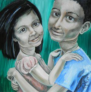 Eshaal and Basim