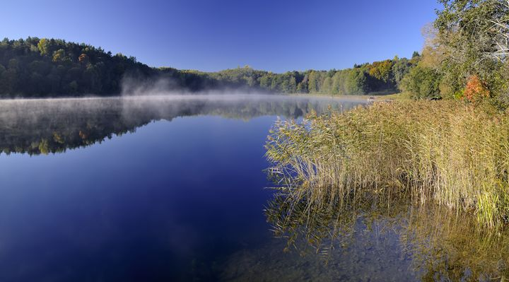 Fog over water - Sergejus Lamanosovas - Severas