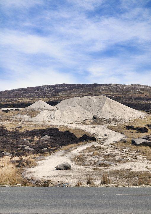 Old mine dumps - Sergejus Lamanosovas - Severas