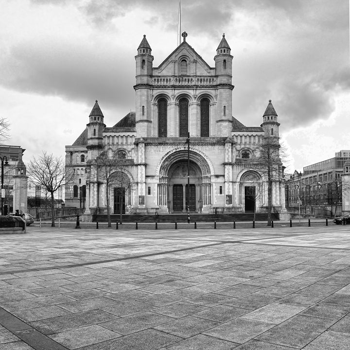 St Anne's Cathedral church - Sergejus Lamanosovas - Severas