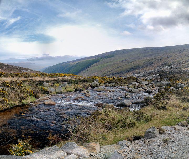 County Wicklow mountains - Sergejus Lamanosovas - Severas
