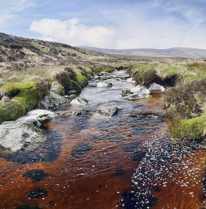 Glenmacnass River - Sergejus Lamanosovas - Severas