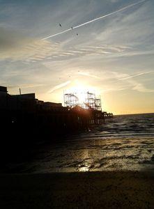 Sunlight roller coaster