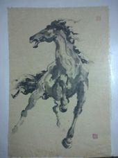 Tran Huy Duc - Horse Art
