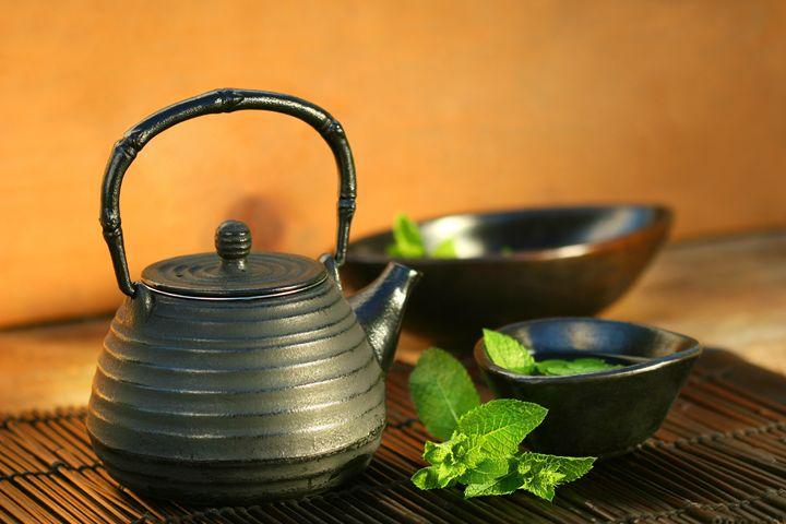 Asian Tea Set - avuc