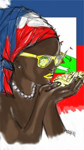 Haitian Bride