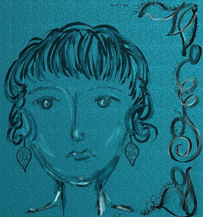 Trudie - Vanesse purves art gallery
