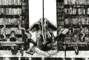 God of the Library