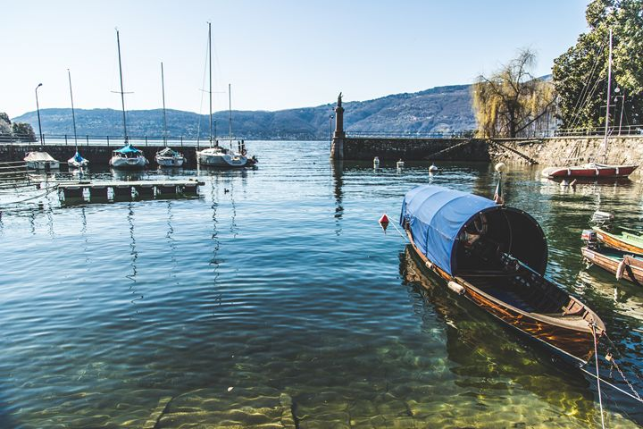 Barcos - Rodrigo Gianesi