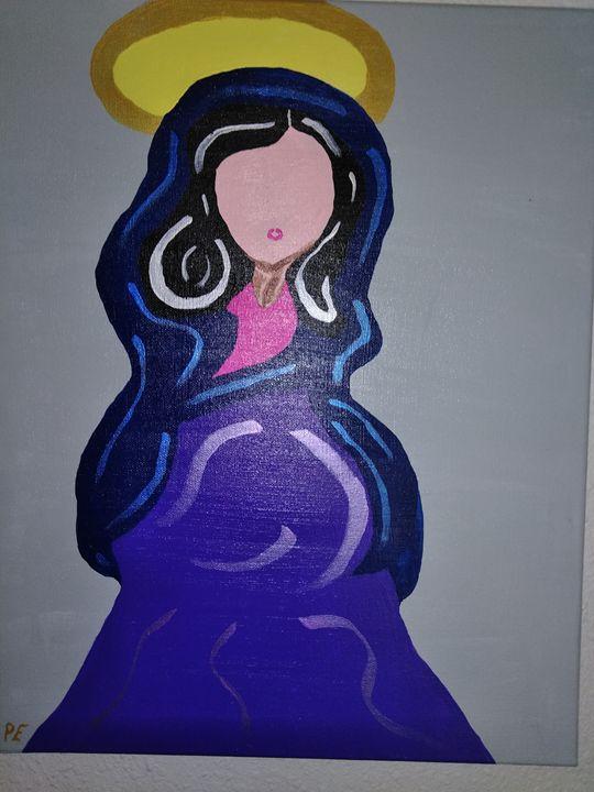 Radiant Mary - My Creations