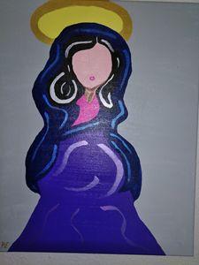 Radiant Mary