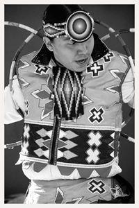 native american hoop dancing