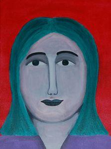 Melinda: Not a Self-portrait
