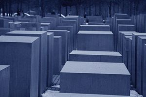 Berlin; A Memorial to the Murdered