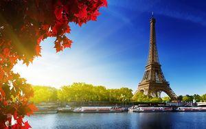 Eiffel Tower Wallpaper,Panting HD