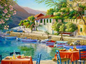 Nature wallpaper  And Painting