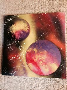 Space Paint - Spray Planet Uno