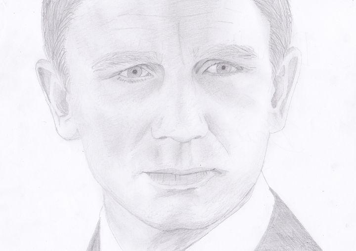 James Bond (Daniel Craig) - The Moose Industries