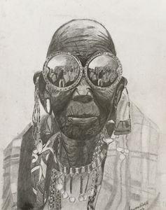 The maasai wonderwoman