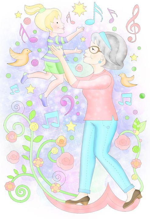 Grandma's Lullaby - Aviva Gittle Gifts
