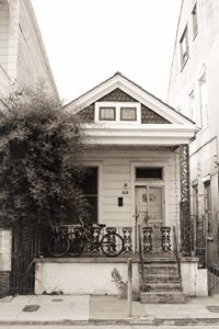 Old House on Bourbon