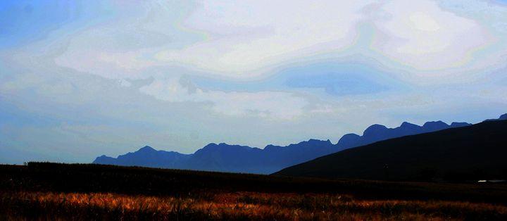 Blue mountain - Hibiscus