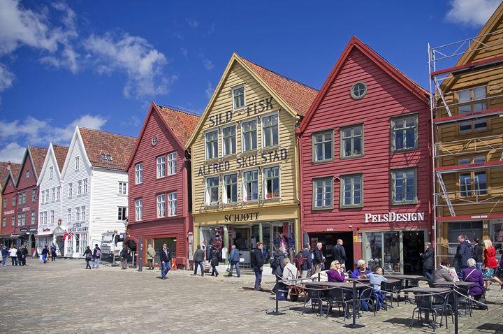 Bright Bergen - Pluffys portfolio