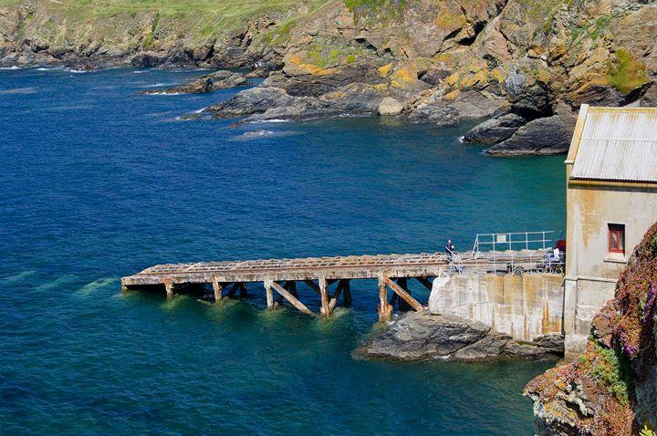 Slipway to the sea - Pluffys portfolio