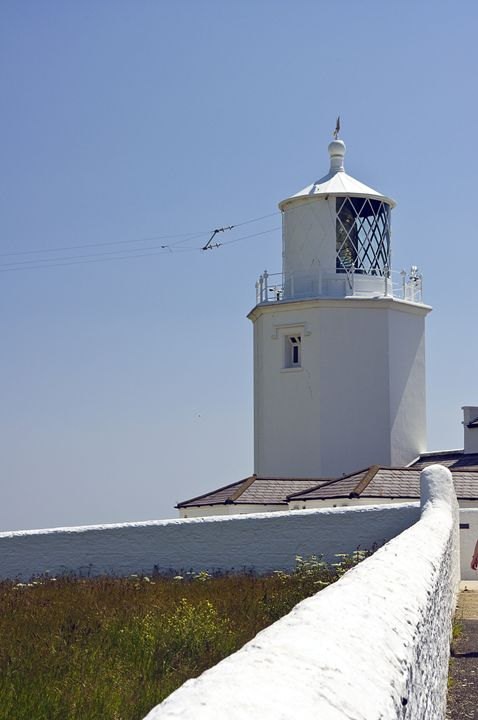 The Lizard lighthouse - Pluffys portfolio