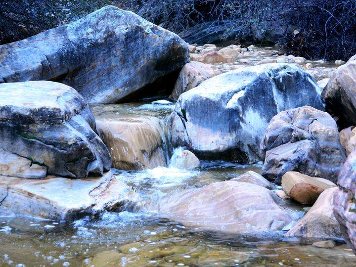 The Desert Creek - Markell Smith Gallery